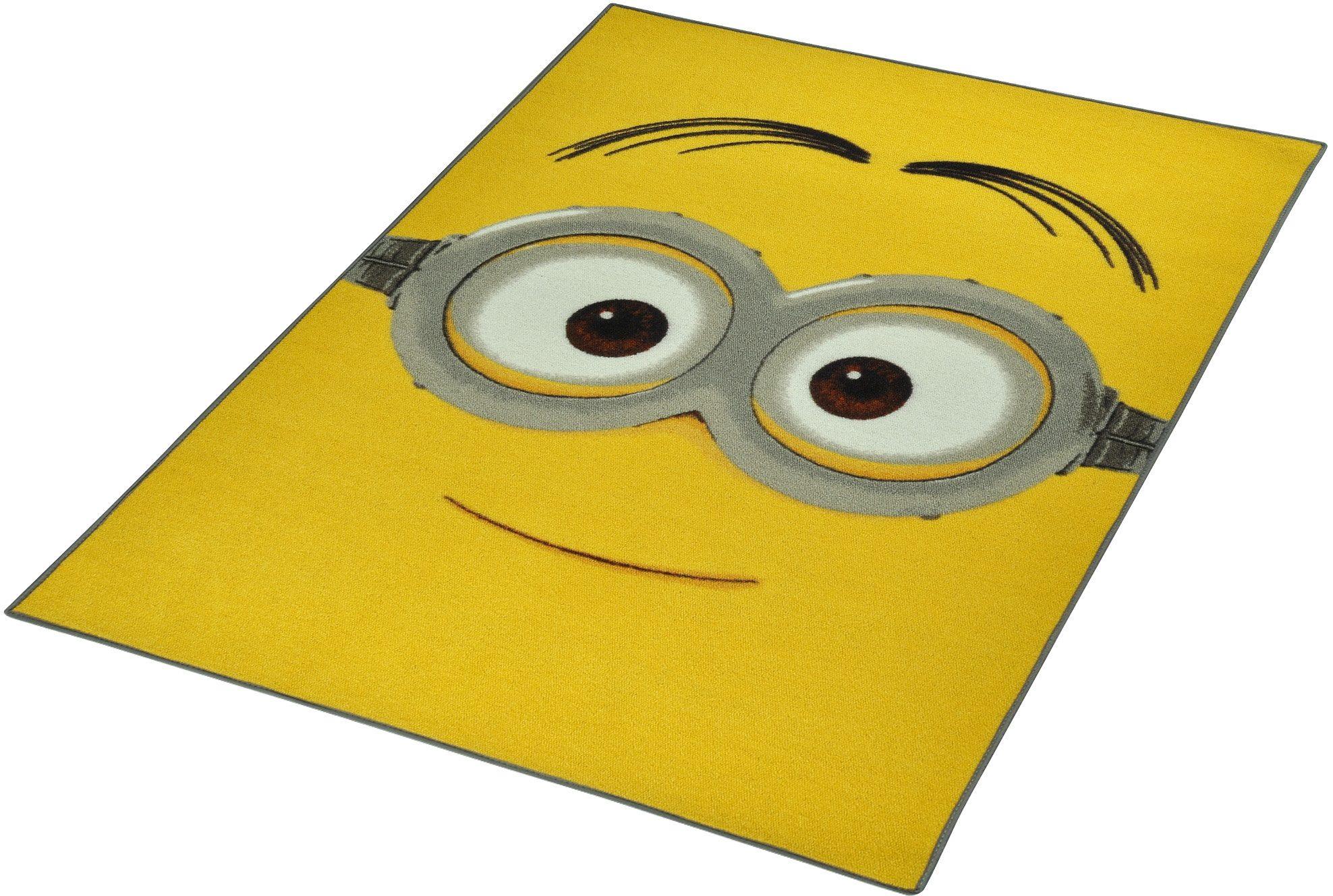 Kinder-Teppich, Minions Lizenz Teppich »Minion«, getuftet