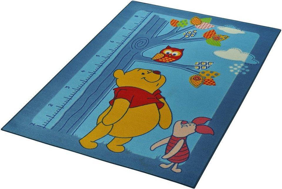Kinderteppich »Winnie Puuh - Baum«, WINNIE THE POOH, rechteckig, Höhe 7 mm  online kaufen | OTTO