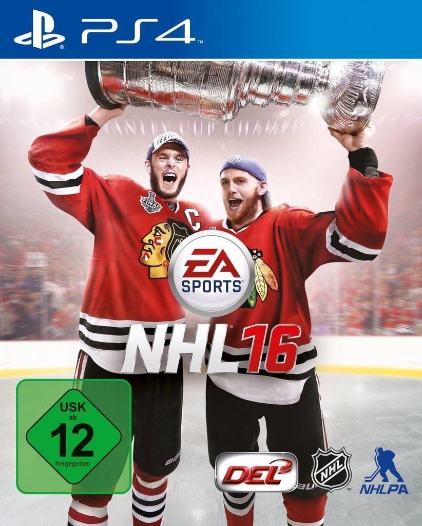 Electronic Arts Playstation 4 - Spiel »NHL 16«