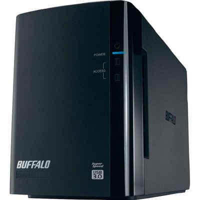 Buffalo Technology Festplatte »DriveStation Duo USB 3.0 8 TB« Sale Angebote Komptendorf