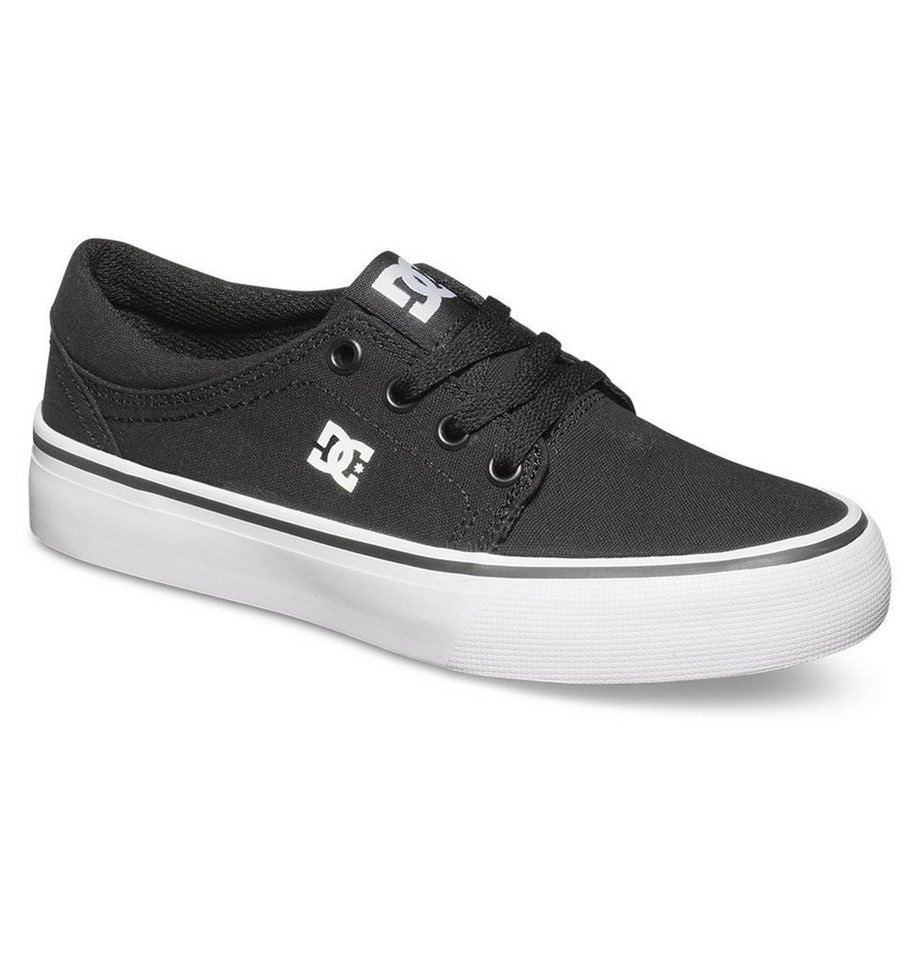 DC Shoes Low top »Trase TX« in Black/white