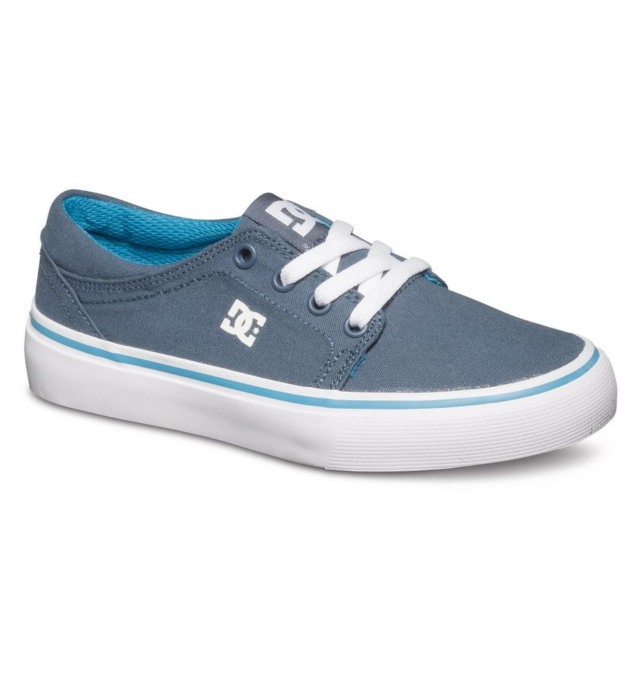 DC Shoes Low top »Trase TX« in Navy/bright blue