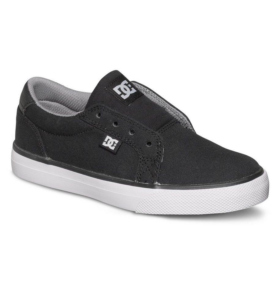 DC Shoes Slip-On »Council Slip Tx« in black/wild dove