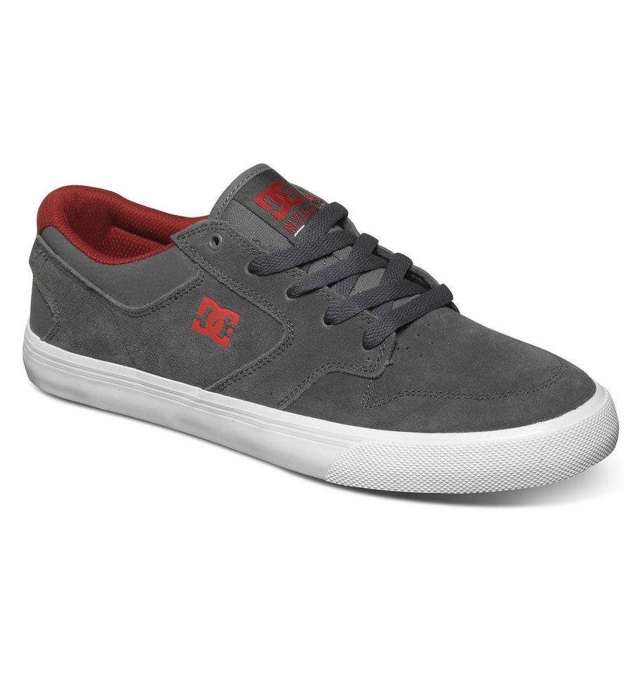DC Shoes Low top »Nyjah Vulc« in dark shadow