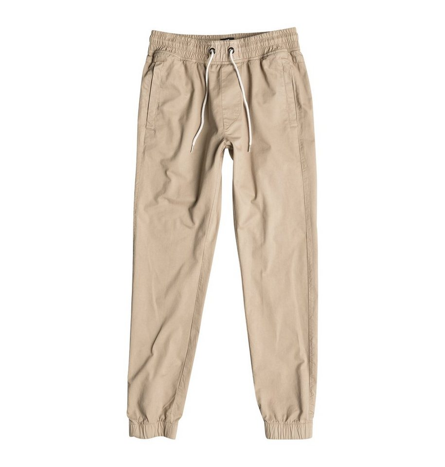 DC Shoes Hose »Hem Pant Twill« in khaki