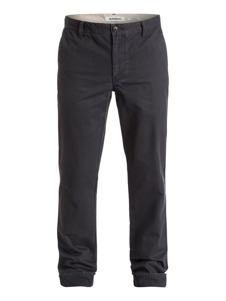 Quiksilver Chino-Hose »Everyday Chino« in Tarmac
