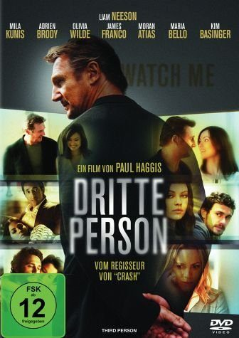 DVD »Dritte Person«