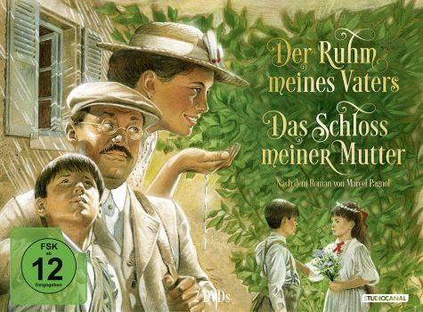 DVD »Der Ruhm meines Vaters / Das Schloss meiner...«