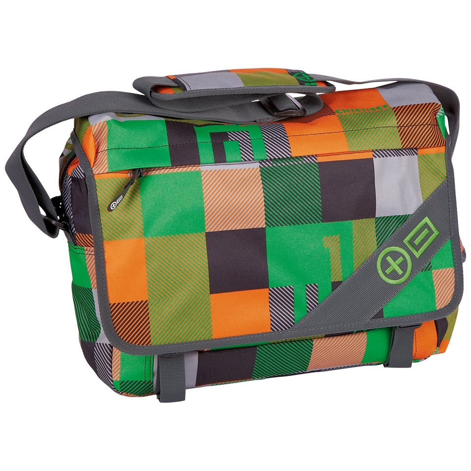 Chiemsee Umhängetasche »SHOULDERBAG LARGE PM« in square green p