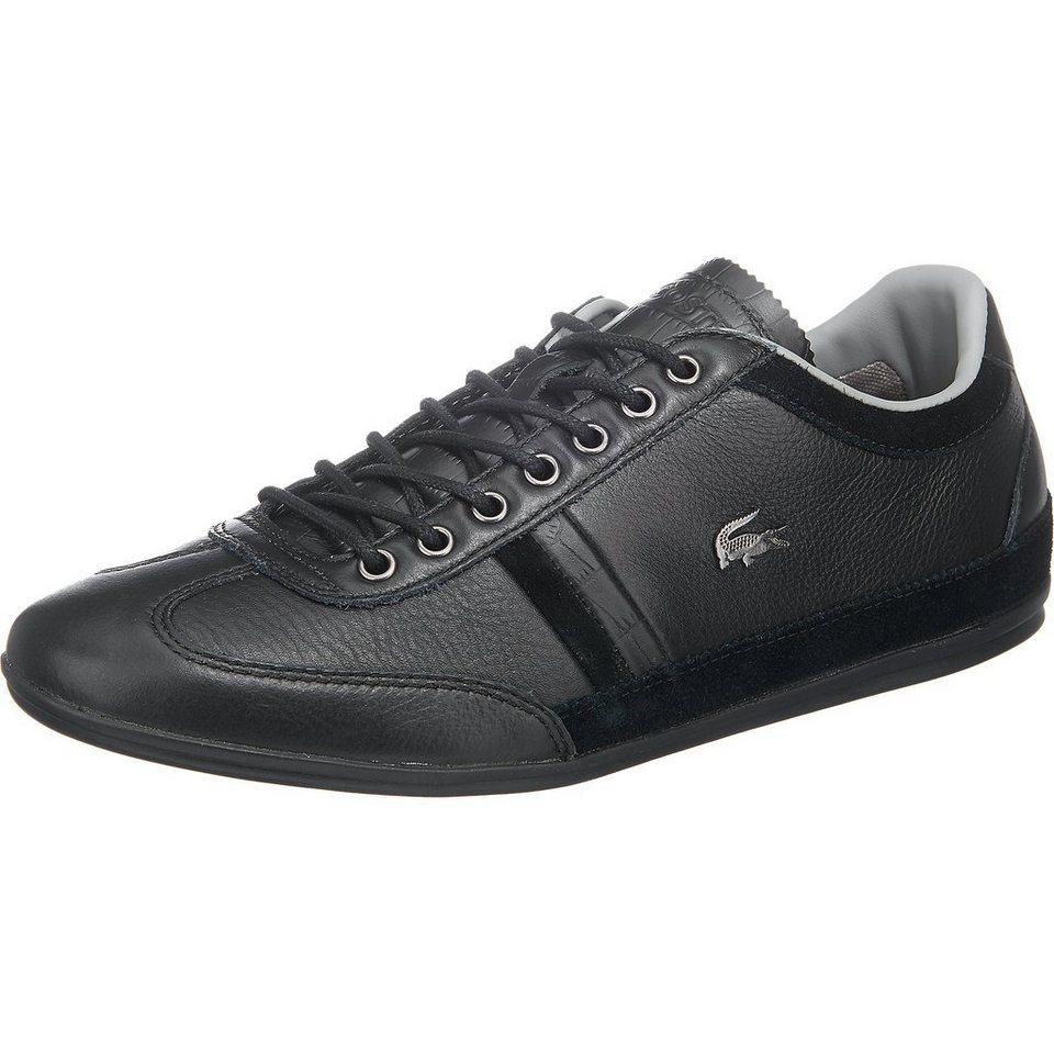 LACOSTE Misano Sneakers in schwarz