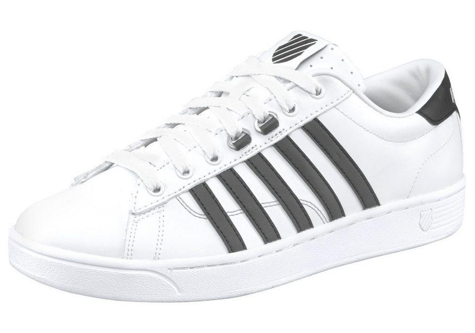 K-Swiss Hoke Sneaker in Weiß-Schwarz