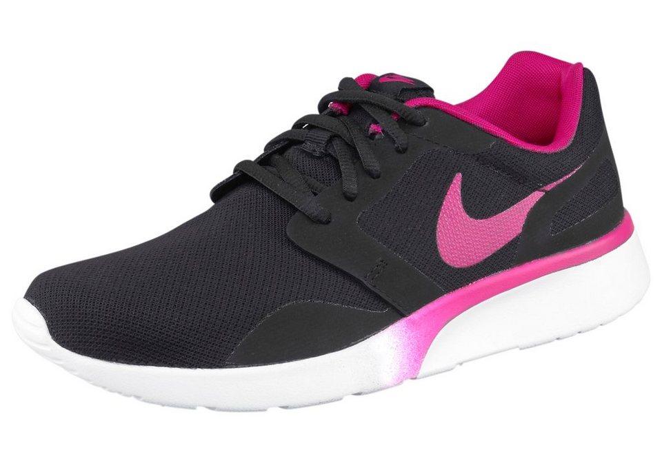Nike Kaishi NS Wmns Sneaker in Schwarz-Fuchsia