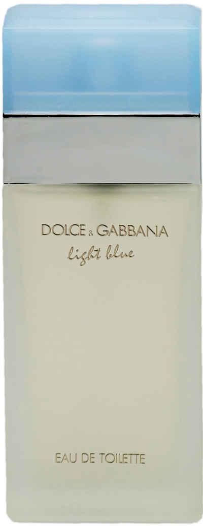 DOLCE & GABBANA Eau de Toilette »light blue«