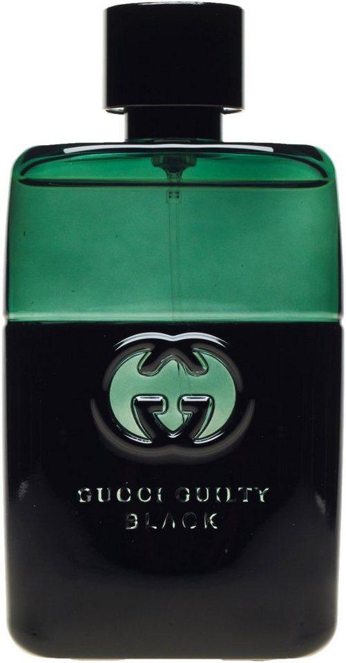 Gucci, »Guilty Black Pour Homme«, Eau de Toilette