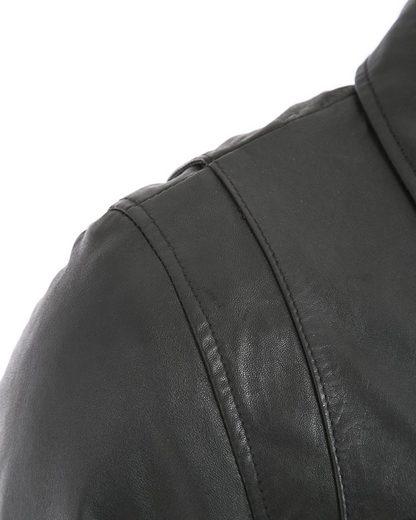 Mustang Leather Jacket, Men Paleramo