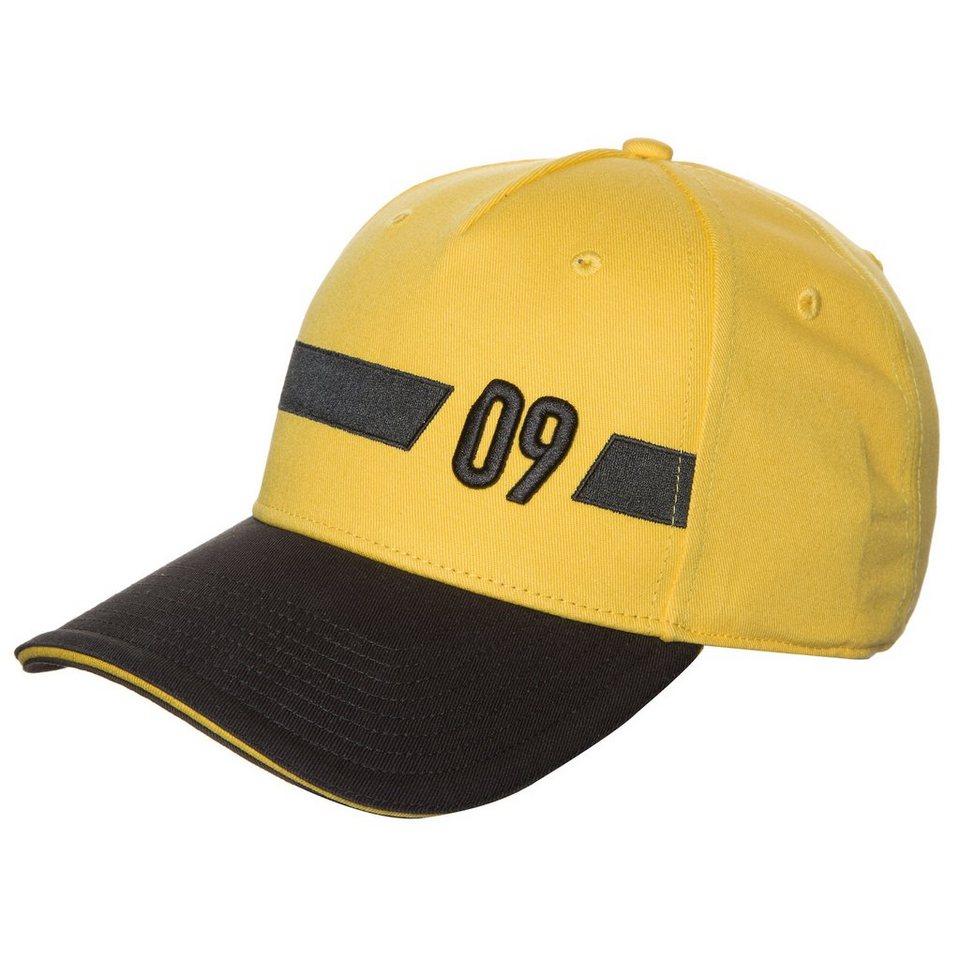 PUMA Borussia Dortmund Cap in gelb / schwarz