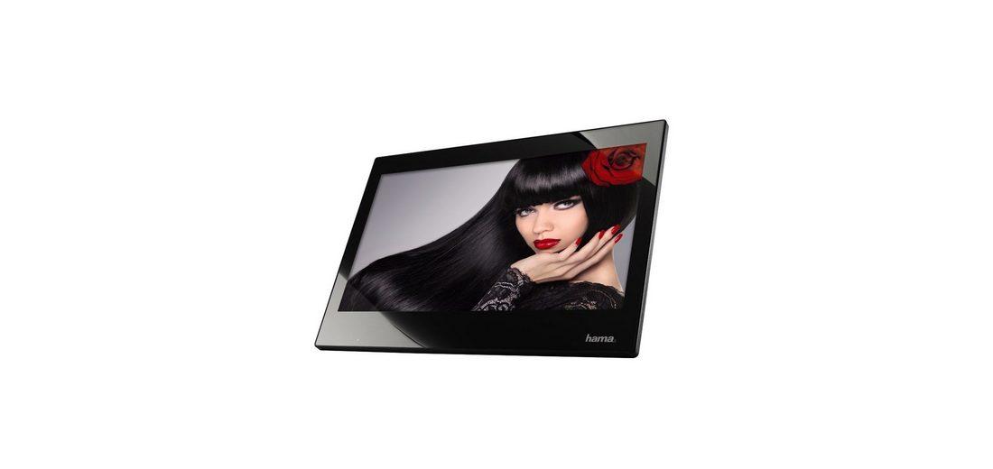 Hama Digitaler Bilderrahmen Full HD, 33,8 cm (13,3 Zoll) »4 GB int. Speicher USB HDMI MP3 SD«