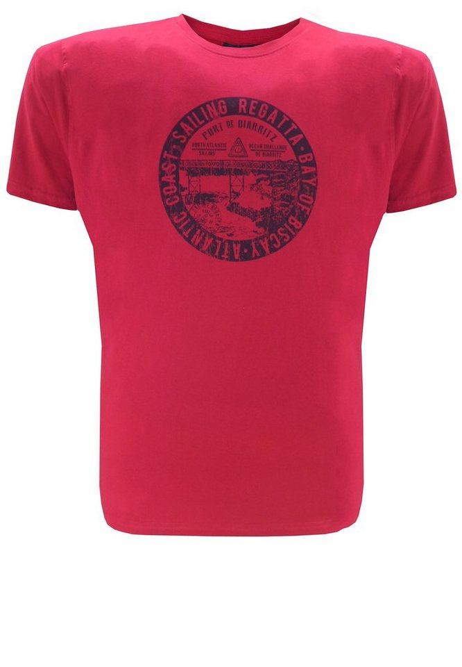 kitaro T-Shirt in Rot