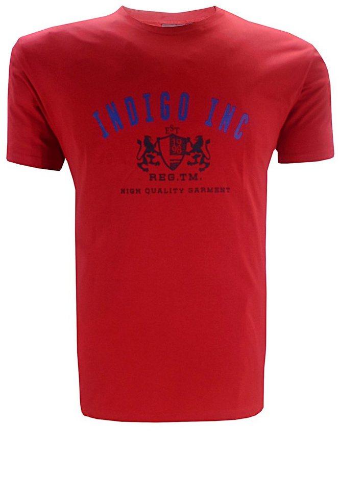 greyes Greyes T-Shirt in Rot