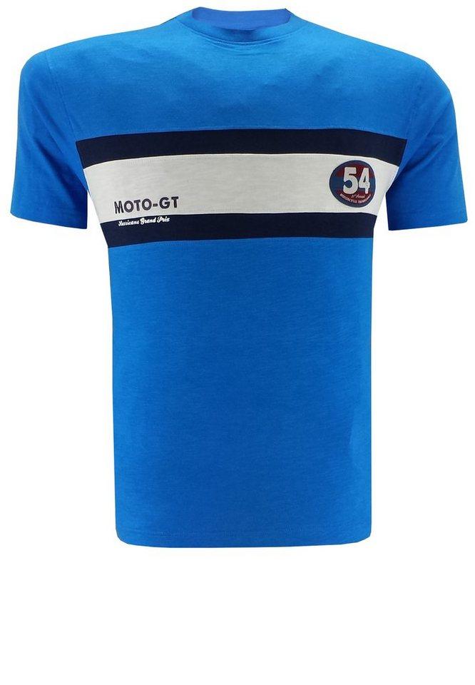 greyes T-Shirt in Blau