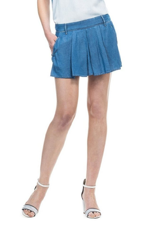 salsa jeans Hosen kurz »Shorts« in Blue