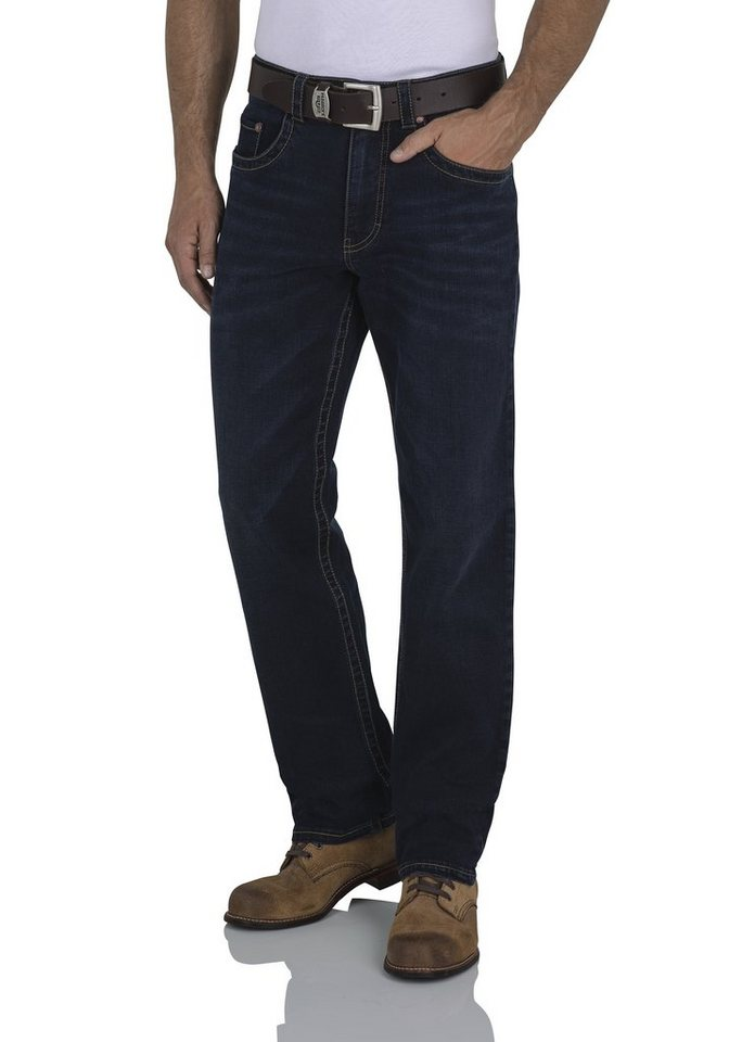 PADDOCK'S Stretch Jeans »CARTER« in blue black stone
