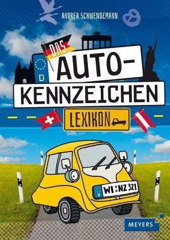 Broschiertes Buch »Das Autokennzeichen-Lexikon«