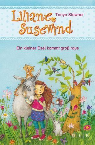 Gebundenes Buch »Ein kleiner Esel kommt groß raus / Liliane...«