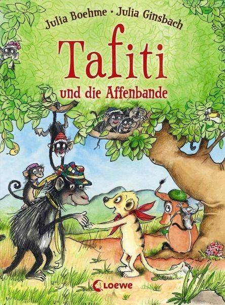 Gebundenes Buch »Tafiti und die Affenbande / Tafiti Bd.6«