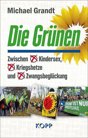 Gebundenes Buch »Die Grünen«