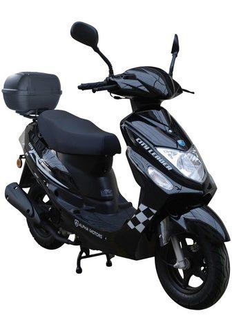 Alpha Motors Mofaroller »Cityleader« 50 ccm 25 km/h...