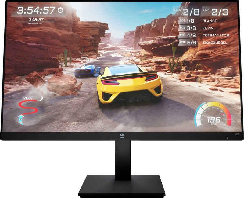 "HP X27 Gaming-Monitor (68,6 cm/27 "", 1920 x 1080 Pixel, Full HD, 1 ms Reaktionszeit, 165 Hz, IPS)"