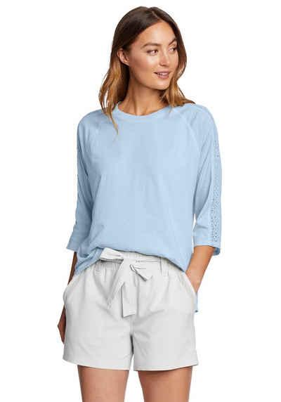 Eddie Bauer T-Shirt Ophelia Shirt - 3/4-Arm