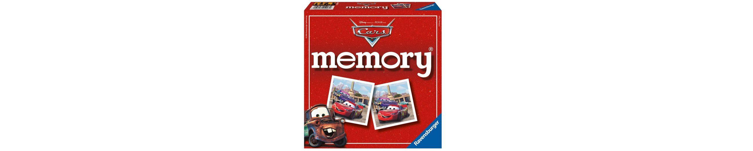 Ravensburger memory® Spiel, »Disney`s Cars«