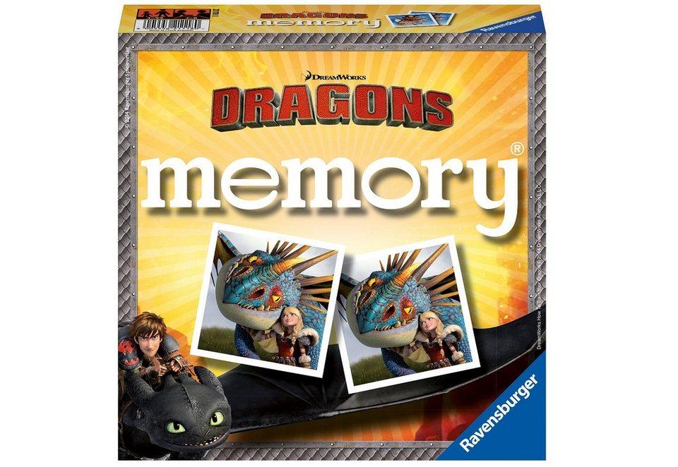 Ravensburger memory®, »Dragons«