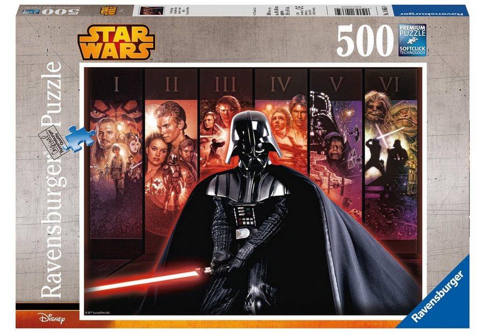 Ravensburger Puzzle, »Star Wars™ Saga«