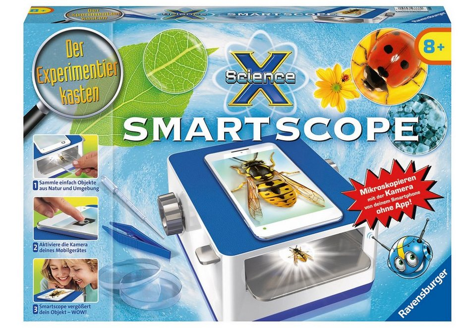 Ravensburger Experimentier-Set, »Smartscope«