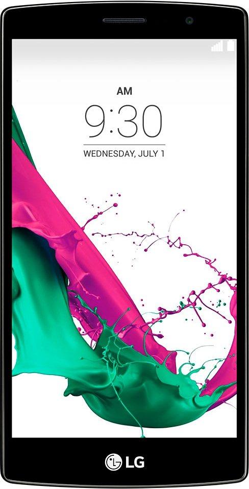 LG G4s Smartphone, 13,2 cm (5,2 Zoll) Display, LTE (4G), Android 5.1 Lollipop, 8,0 Megapixel, NFC in titansilberfarben