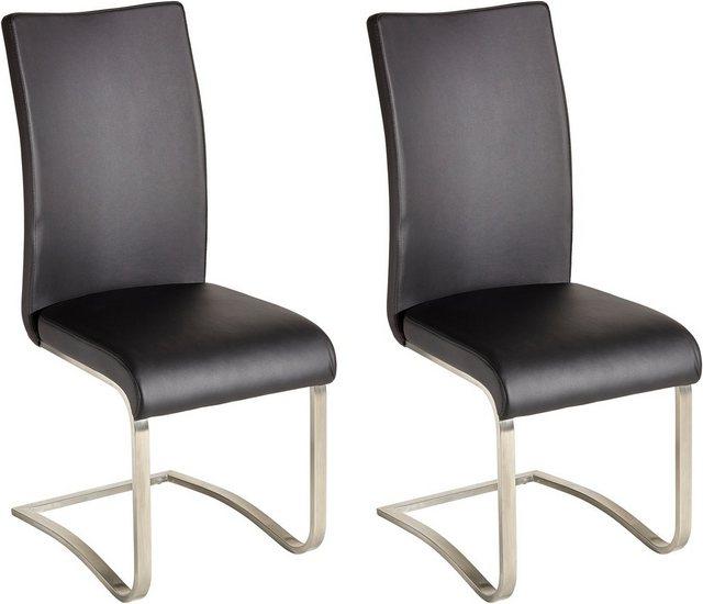 Stühle und Bänke - MCA furniture Freischwinger »Arco« (Set, 4 Stück), 2er , 4er , 6er Set, Stuhl belastbar bis 130 Kg  - Onlineshop OTTO