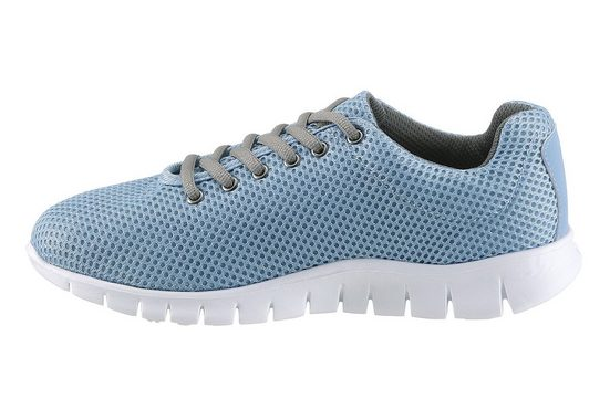 CITY WALK Sneaker, in sportivem Look