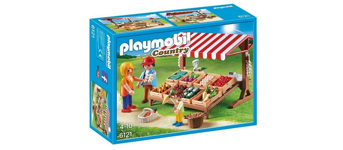 Playmobil® Gemüsestand (6121), Country