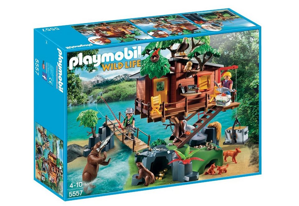 Playmobil® Abenteuer-Baumhaus (5557), Wild Life