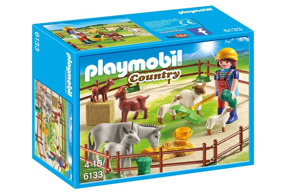 Playmobil® Tierweide (6133), Country