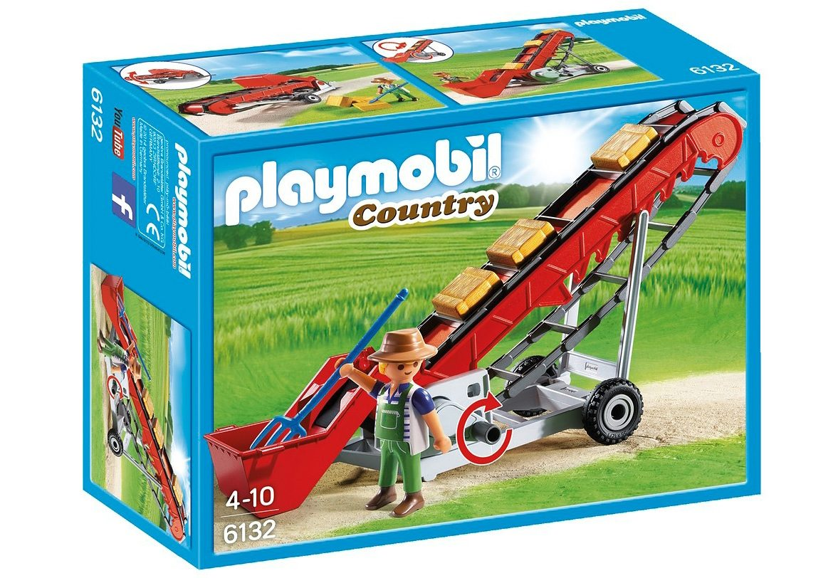 Playmobil® Mobiles Förderband (6132), Country