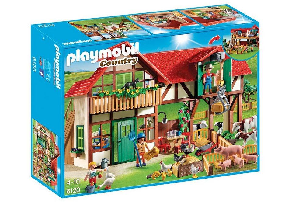 Playmobil® Großer Bauernhof (6120), Country