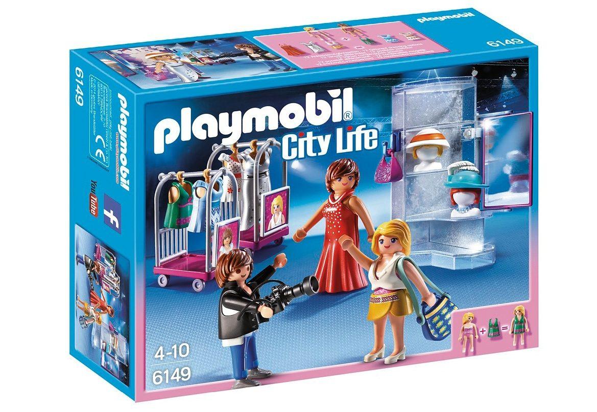 Playmobil® Modenschau mit Fotoshooting (6149), City Life