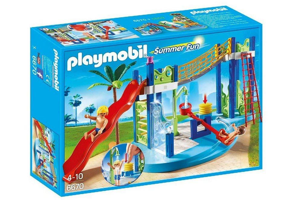 Playmobil® Wasserspielplatz (6670), Summer Fun