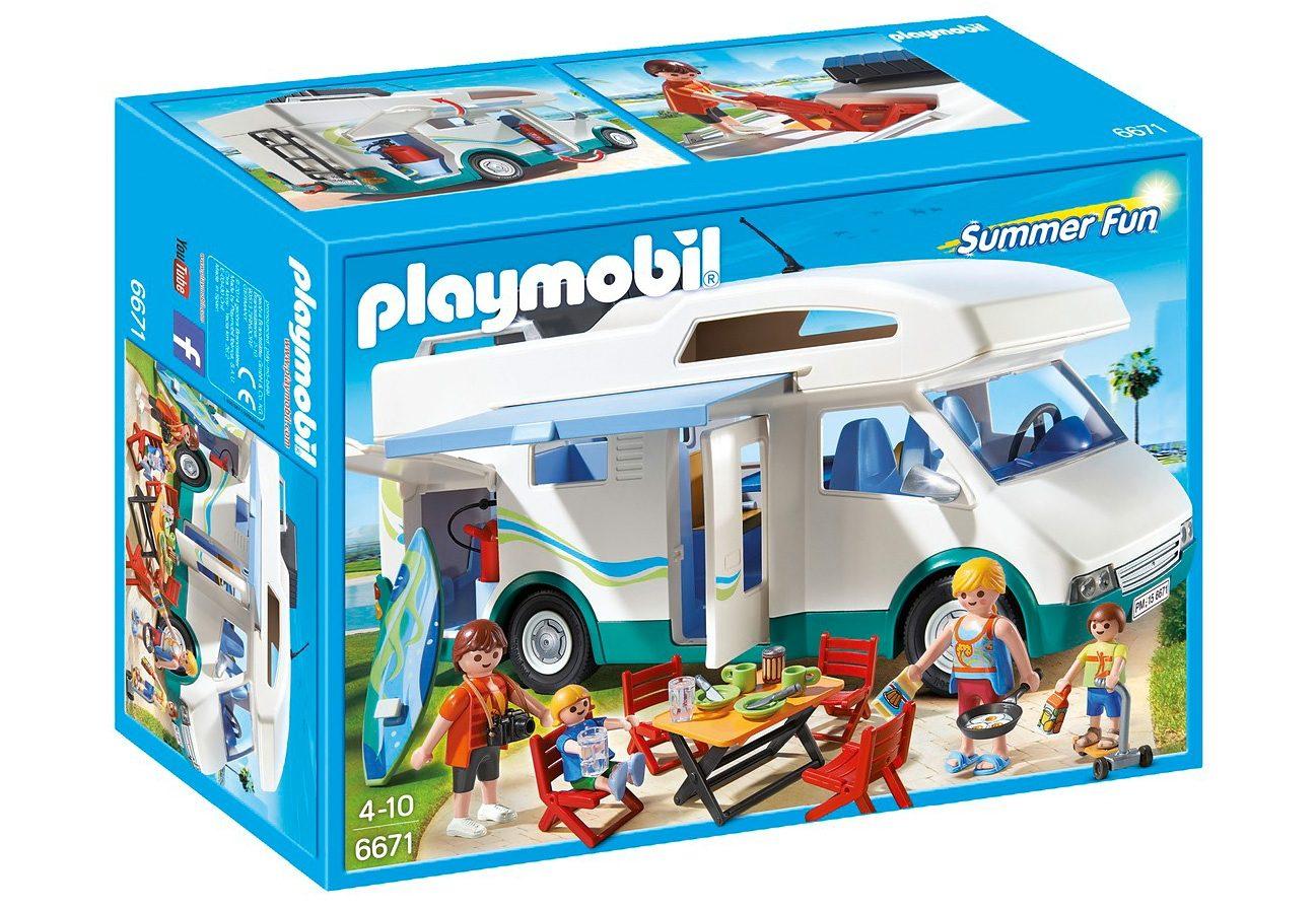 Playmobil® Familien-Wohnmobil (6671), Summer Fun
