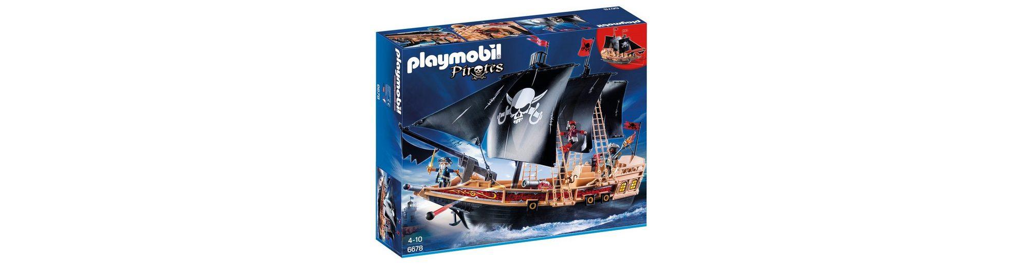 Playmobil® Piraten-Kampfschiff (6678), Pirates