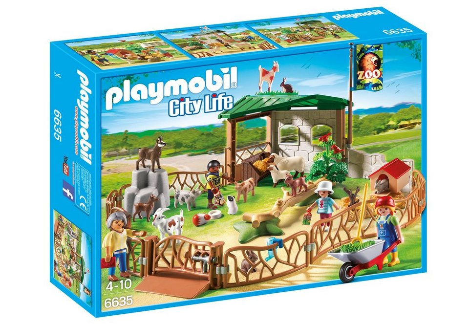 Playmobil® Streichelzoo (6635), City Life